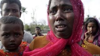 रोहिंग्या मुसलमान, शरणार्थी, बांग्लादेश, म्यांमार