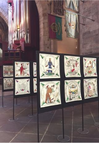 The Scottish Diaspora Tapestry