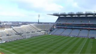 Croke Park stadium is the headquarters of the GAA
