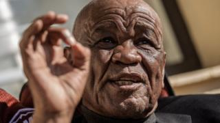 Image result for Lesotho Prime Minister Thomas Thabane wife shot dead