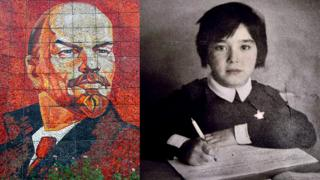 Ленин и Дилорам, Ташкент