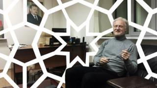 Дирижер Валерий Хлебников