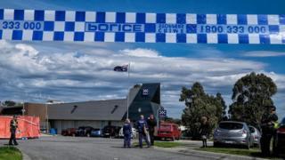 В 2014 году радикально настроенный подросток напал на полицейских в Мельбурне