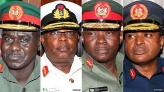 Hukumomin tsaron Nigeria sun bukaci al'umma da su bada rahoton duk wani mutum da basu amince da shi ba