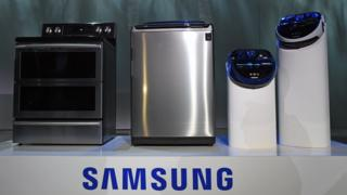 Samsung household devices
