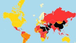 рейтинг свободи преси