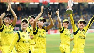 ऑस्ट्रेलियाई महिला क्रिकेट टीम