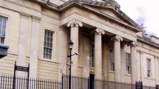 Derry Court house