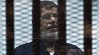 Mohammed Morsi (file photo)