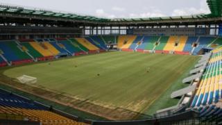 Le Gabon a subi une défaite cuisante (5-1) face à la Guinée ce dimanche à Port-Gentil.