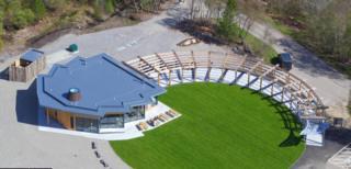 New Falls of Shin Visitor Centre