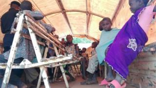 Impunzi z'abarundi zihungutse ziva mur Repubulika Iharanira Intwaro rusangi ya Congo