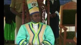 Umwami Charles Mumbere