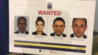 Aranan Türk güvenlik görevlileri