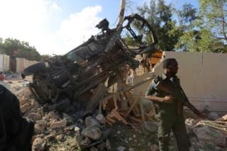 Mlipuko wawauawa watu 25 nchini Somalia
