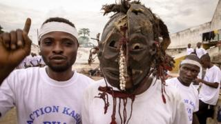 DR Congo's Kasai conflict: Voodoo rebels take on Kabila