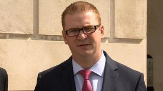 The DUP have asked Health Minister Simon Hamilton to set up a working group on foetal fatal abnormality