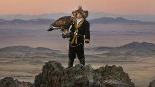 Aisholpan in The Eagle Huntress