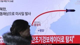 Түндүк Кореянын ракеталык сыноолоруна Сеул тынчсыздануу менен мамиле кылат.