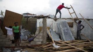 ہیٹی، طوفان