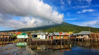 Ternate adası