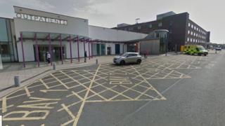 South Tyneside District Hospital