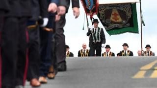 Royal Black Institution parades August 2017