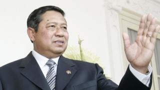 SB Yudhoyono