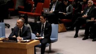 نیکولای ملادنف، فرستاده سازمان ملل در امور خاورمیانه