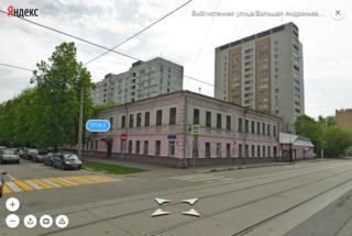Фабрика Григорьева на Большой Андроньевской улице