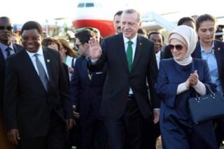 Ajenda kuu ya ziara ya Erdogan Tanzania itakuwa ni suala la usalama