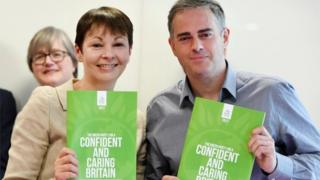 The Greens' declaration at-a-glance: Summary of pivotal points