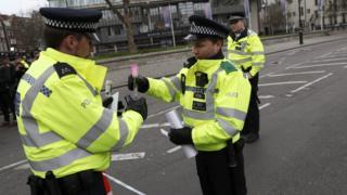Лондонская полиция