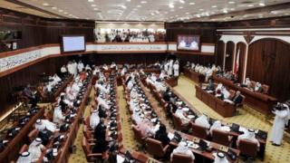 وافق مجلسي النواب والشوري على التعديل الدستوري