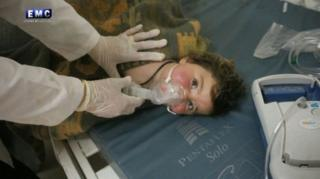 Syria war: G7 rejects sanctions on Russia after 'chemical attack'