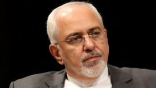 Waziri mkuu wa Iran Javad Zarif
