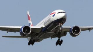 BA Boeing 777