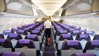 Uçak kabini