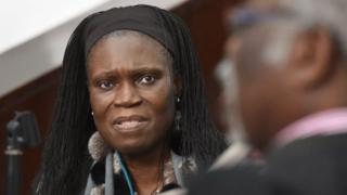 Simone Gbagbo, afada madaxweynihii hore ee Ivory Coast