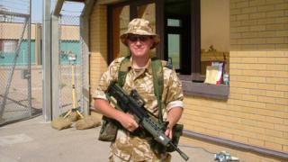 Sgt Mark Prendeville