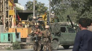 Ciidamada dalka Afghanistan