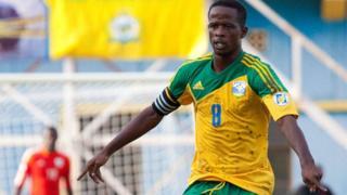 Haruna Niyonzima kiungo mshambuliaji wa timu ya Yanga