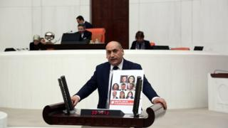HDP Van Milletvekili Nadir Yıldırım