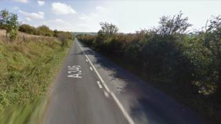 The A346 near Ogbourne St George