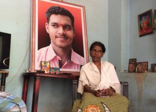 Sujith PV's mother Sulojana