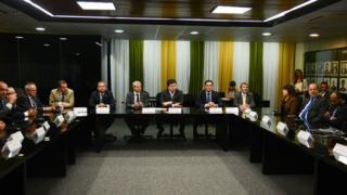 Bancada do PSB na Câmara se reune em 2016