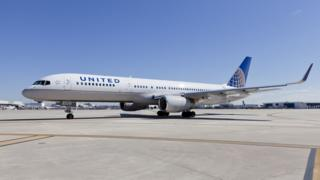 United Airlines were set to axe the route between Belfast and New York next month
