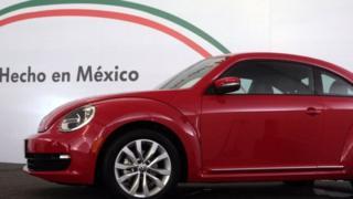 特朗普曾经批评汽车制造商把生产线搬到墨西哥