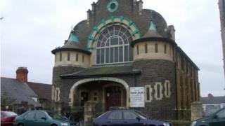 Shah Jalal Mosque, Crwys Road, Cardiff