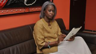 Aminata Niane contribue aujourd'hui à différents projets en tant que Consultant international à l'émergence de l'Afrique